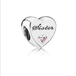 Pandora Sister Charm